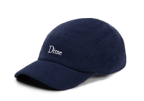 Dime Classic 5 Panel Hat / Navy