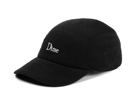 Dime Classic 5 Panel Hat / Black