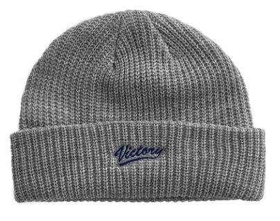 Vic Player Beanie / Grey