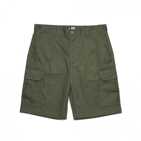 AS Colour Cargo Shorts / Army Green
