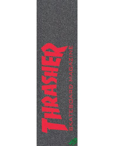 Mob x Thrasher Skate Mag Grip Tape / Red