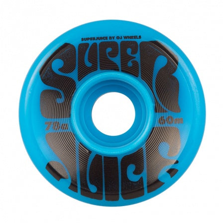 OJ Super Juice Blue 78a Wheels 60mm