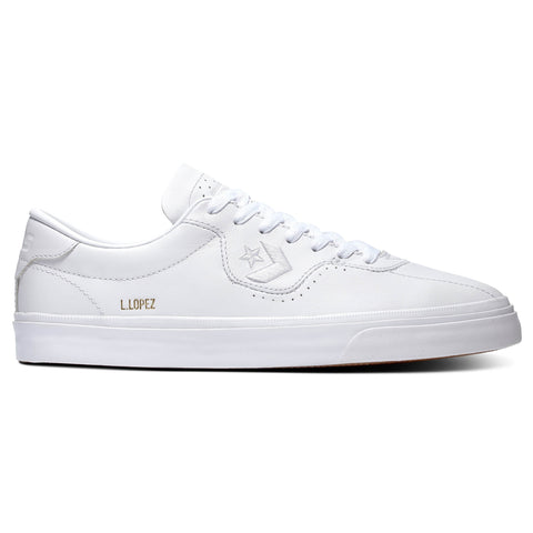 CONS Louie Lopez Pro Low / White Leather