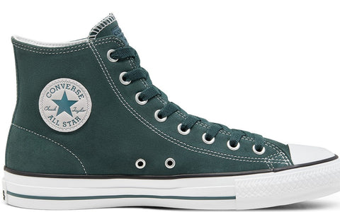 CONS CTAS Pro Hi / Faded Spruce / White