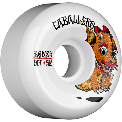 Bones SPF Caballero Baby Dragon Wheels 58mm