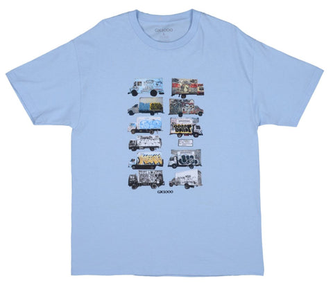 GX 1000 Box Truck Tee / Powder Blue