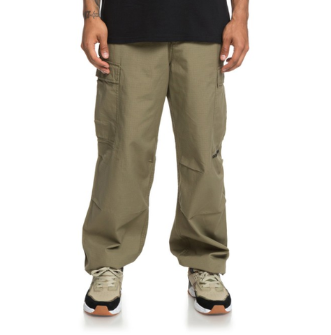 DC Infield Military Cargo Pant / Burnt Olive