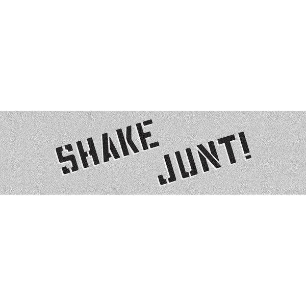 Shake Junt Stencil Grip Tape / Clear