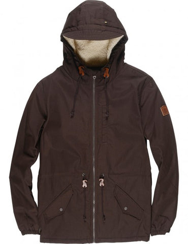Element Stark  Jacket / Chocolate