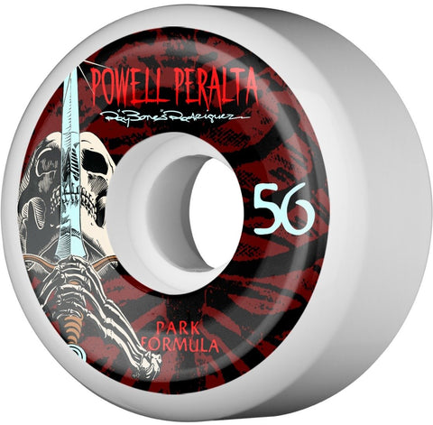 Powell Peralta SPF Rodriguez Skull & Sword Wheels 56mm