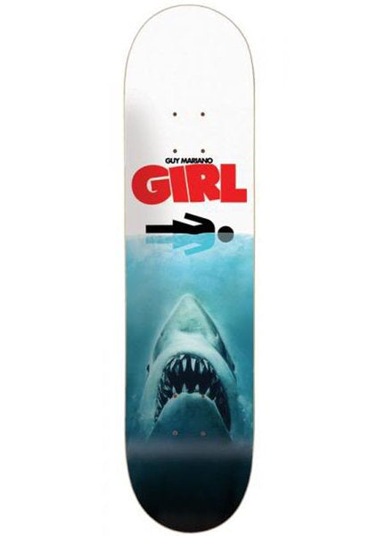 Girl Mariano Pro Shark Attack Reissue Deck 8.25""