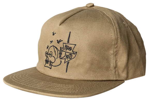 Krooked Death Cap / Khaki