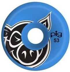 Pig C-Line Wheels Blue 53mm