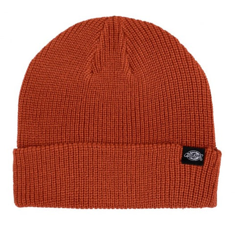Dickies Seattle Fisherman Beanie / Rust