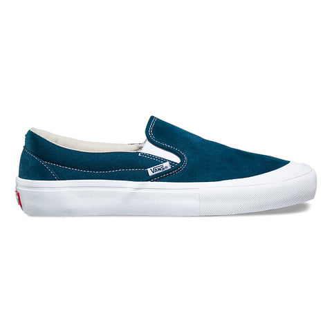 Vans Slip-On Pro (Toe Cap) / Reflecting Pond (Blue)