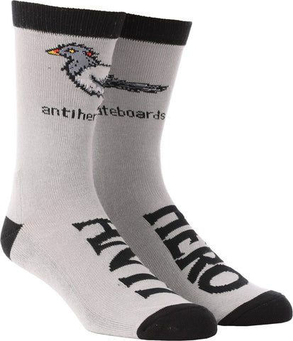 Anti Hero Pigeon Socks -Grey