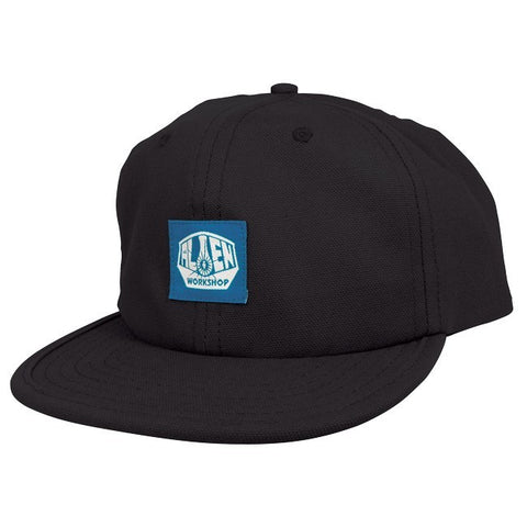 Alien Workshop OG Patch Canvas Hat - Black