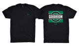 TGR Local Tee / Black / Green / White