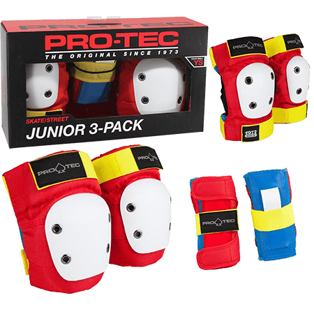 Protec Street Gear Jr. 3 Pack / Retro