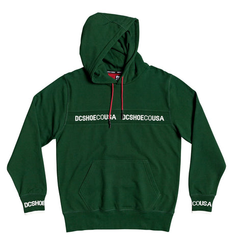 DC Middlegate Pullover Hoodie / Eden