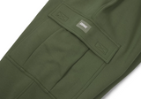 DIME Cargo Sweatpants / Military Green