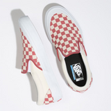 Vans Slip-On Pro Checkerboard / Mineral Red