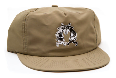 AfterHours Spies Nylon Hat / Khaki