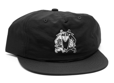 AfterHours Spies Nylon Hat / Black