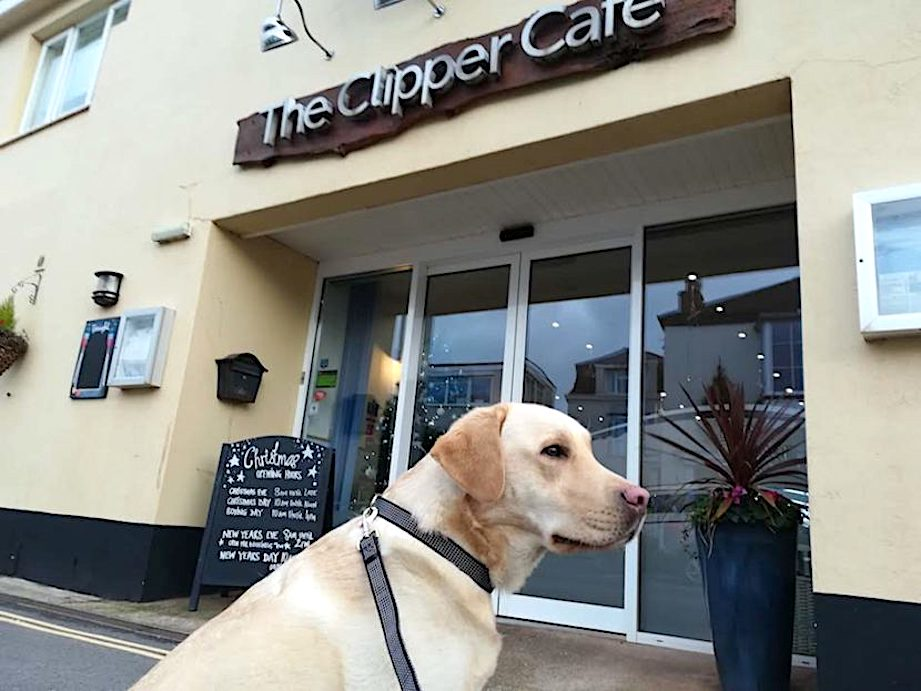 The Clipper Cafe – Shaldon