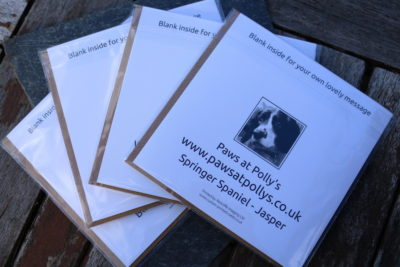 Dog Greeting Cards - Pack of 5