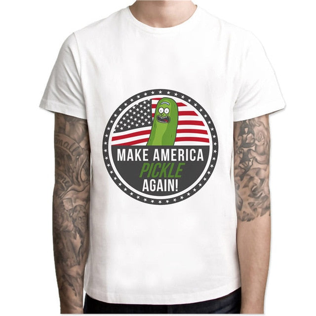 T-shirt Make America Pickle Again