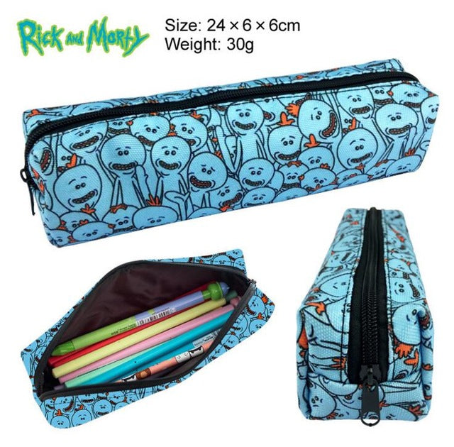 Trousse Mr Larbin Rick et Morty