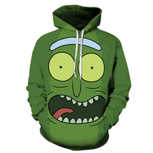Charger l'image dans la galerie, Sweat Rickornichon Pickle Rick (Rick et Morty)