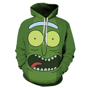 Sweat Rickornichon Pickle Rick (Rick et Morty)