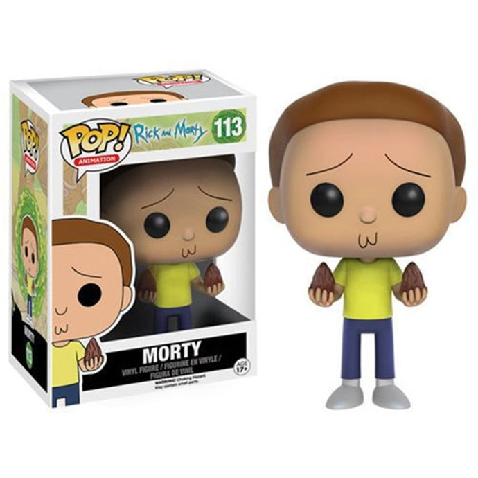 Figurine Morty terrifié (Rick et Morty)