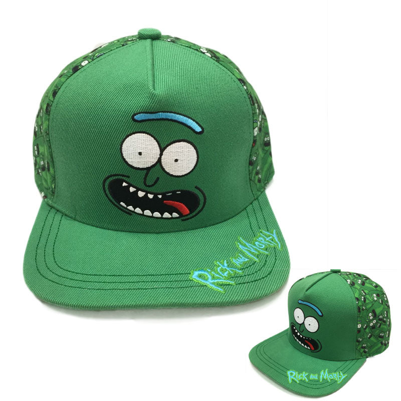 Casquette Rickornichon Pickle Rick (Rick et Morty)