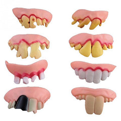 Terrible Teeth (pack of ten)