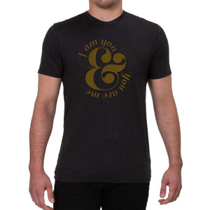 golden door coffee i am you t shirt front