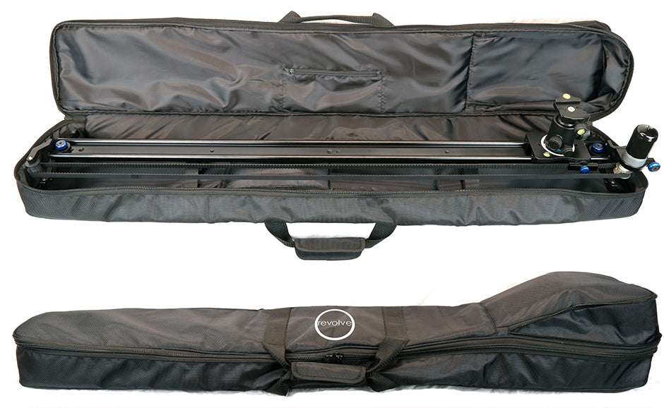 motorized slider premium padded carry case