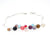 Wholesale Lot of 9 Color Crystal Fashion Jewelry Charm Bracelets (Style B)