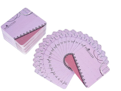 Wholesale Lot of 100 Princess Earrings Card, 24 holes for 12 pairs