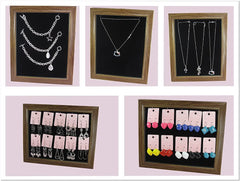 Picture Frame Decorative Solution for Jewelry Display