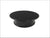 Black Velvet Top Motorized Rotating Display Turntable for Model Cars Dolls Jewelry Collectibles