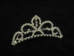 Crystal Wedding Bridal Jewelry Bouquets Hair Crowns Tiaras Accessories (Style K)