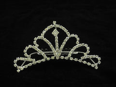 Crystal Wedding Bridal Jewelry Bouquets Hair Crowns Tiaras Accessories (Style I)