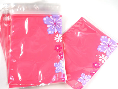 Pack of 100 Ziplock Retail Packaging Bags 12x18cm