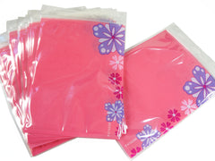 Pack of 100 Ziplock Retail Packaging Bags 15x22cm