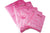Wholesale Lot of 90 Pink Butterfly Retail Shopping Plastic Bags, 5 Sizes available
