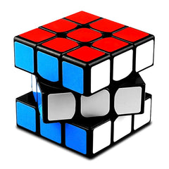 QiYi Professional 3x3x3 Magic Cube Speed Cubes Puzzle Neo Cube 3X3 Magico Cubo Sticker Adult Education Toys For Children Gift