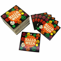 Halloween Design Paper Gift / Price Tags with Color Twine for Gift Wrapping Packaging, Set of 95 ?